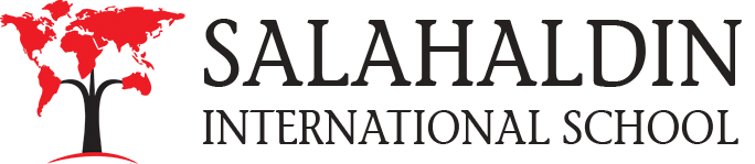 Salahaldin International School Logo