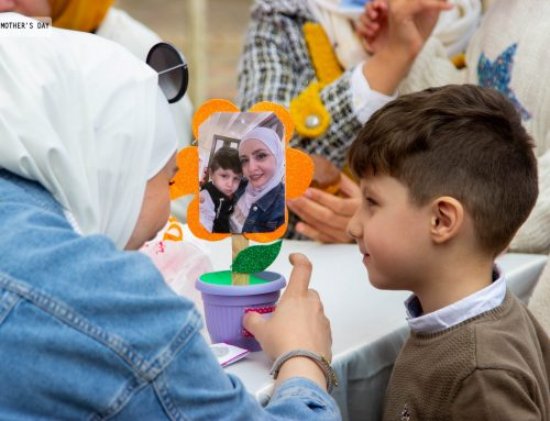KG1 MOTHER'S DAY!!!